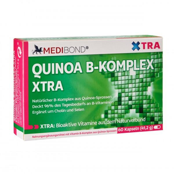 QUINOA B-KOMPLEX XTRA