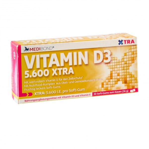 VITAMIN D3 5.600 XTRA