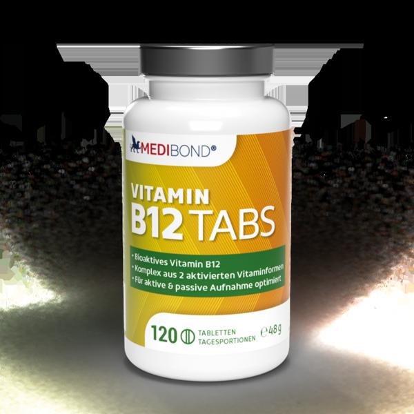 VITAMIN B12 TABS